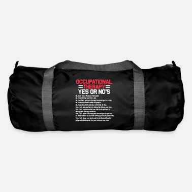 Occupation Occupational therapy occupational therapist - Duffle Bag