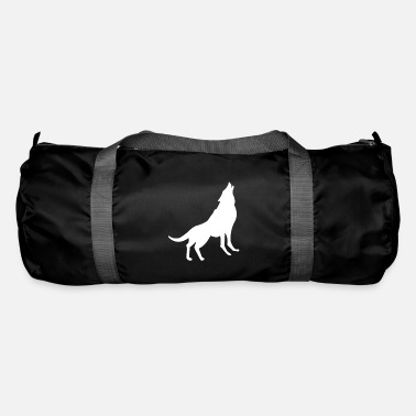 Yell Yelling Wolf - Duffle Bag