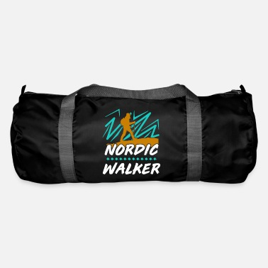 Jogger Nordic walking - Duffle Bag
