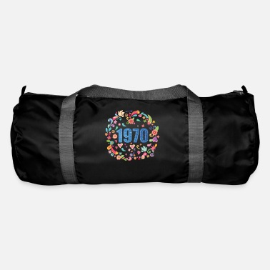 Cult 1970 1970s 70s 70's - Duffle Bag