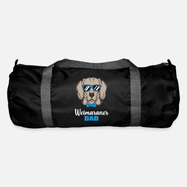 Search Cool Weimaraner Dad Dog Gift - Duffle Bag