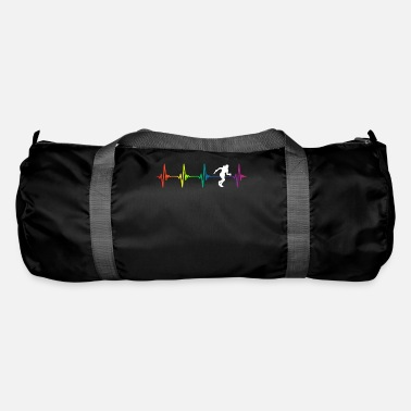 Torch Relay Rainbow Heartbeat - Duffle Bag