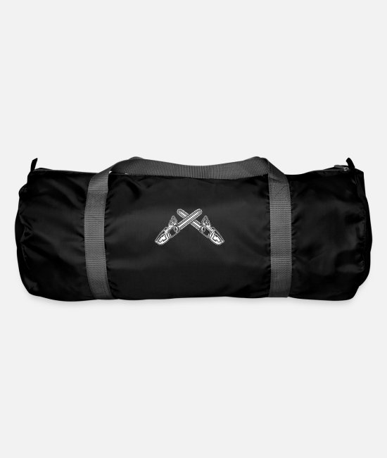 Chain Saw Bags & Backpacks - lumberjack - Duffle Bag black