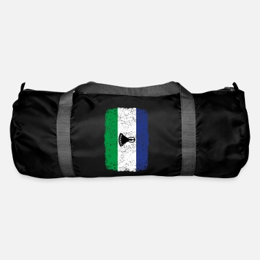 Home Country roots home country roots home Lesotho - Duffle Bag