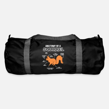 Squirrel squirrel - Duffle Bag