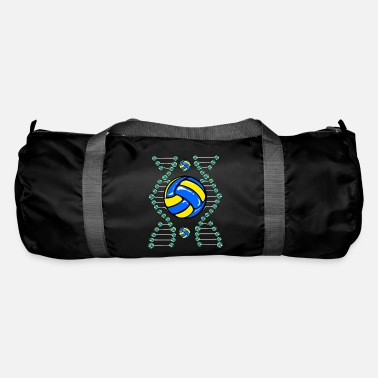 Set Volleyball Team Set Volley Beach Volleyballer Ball - Sporttasche