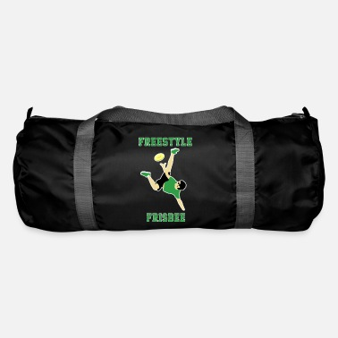 Freestyle Frisbee Freestyle Sport Club Gift Idea - Duffle Bag