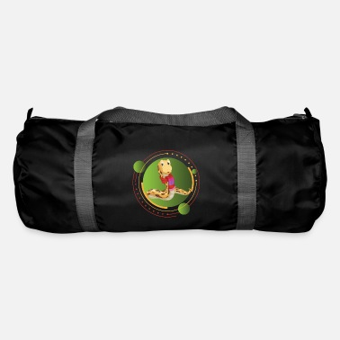 Serpent Serpent - Scarf - Serpent with scarf - Duffel Bag