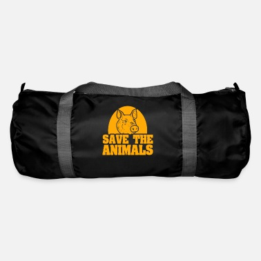 Animal Animal bien-être animal animal cochon animal - Sac de sport