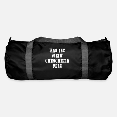 Fur Chinchilla fur - Duffel Bag