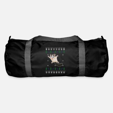 Illustration Sugar Glider Christmas Xmas Flying Squirrel - Sac de sport