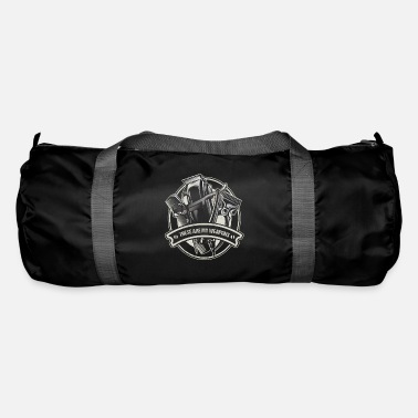 Hair Barber Hair Cutter Hairstylist These Are My - Duffle Bag