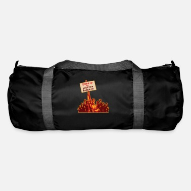 Political Activist Liberty Equality Activist Political Impeach - Duffle Bag