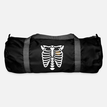 Starbucks Funny Coffee Coffee Bone Skull Coffee - Duffel Bag