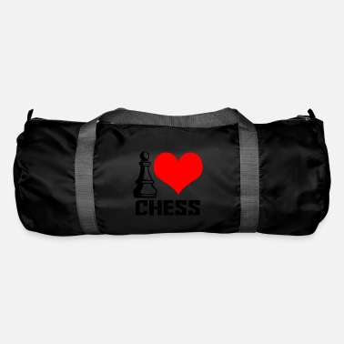 I Heart i heart chess - Sac de sport