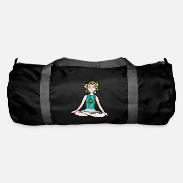 The guardian of the children -Yoga -The of Orbis - Duffle Bag