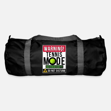 Mode Tennis Mode Mode Activated - Duffle Bag