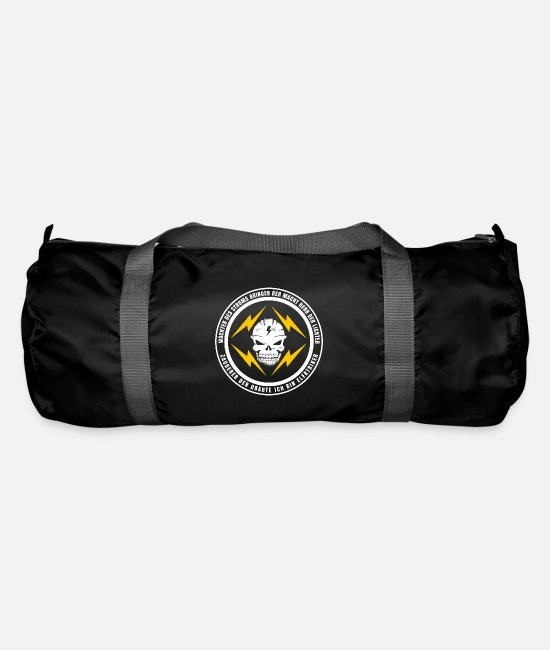 Electrician Bags & Backpacks - Electrician - Duffle Bag black