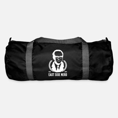 East Side Nerd East Germany DDR Chancellor - Duffle Bag