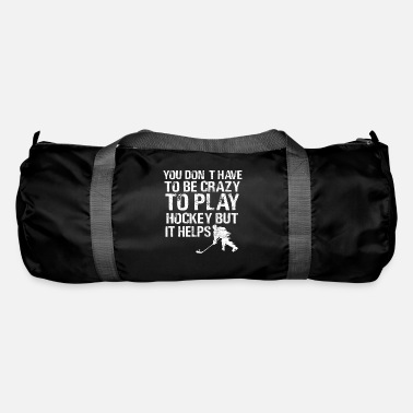 Team Player Ice hockey player gift I hockey fan - Duffle Bag