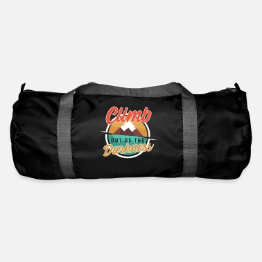Mountain Climbing Mountains climbing mountaineers - Duffle Bag