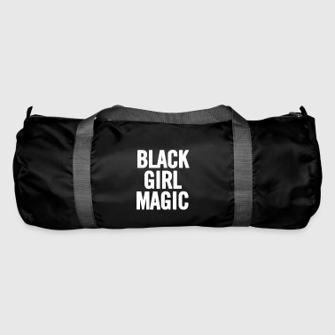 Black Girl Magic 2 White - Duffel Bag