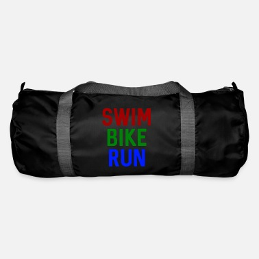 Swim Bike Run SWIM BIKE RUN - Duffle Bag