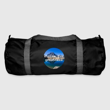 Quote Quote - Duffel Bag