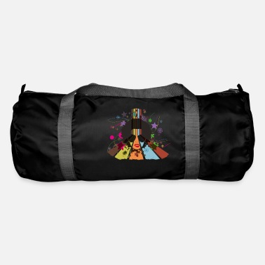 Retro Afro 80s | create your own T-shirts - Duffle Bag