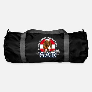 Rescue search and rescue dog 1 - Duffle Bag
