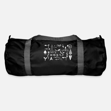 Arrow Arrows arrows arrows - Duffle Bag