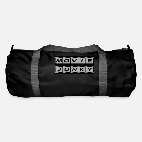 Movie Bags & Backpacks - Movie Junky - Duffle Bag black