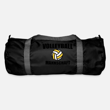 Team Volleyball team team - Duffle Bag