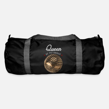 Petanque QUEEN OF PETANQUE WHITE - Duffel Bag