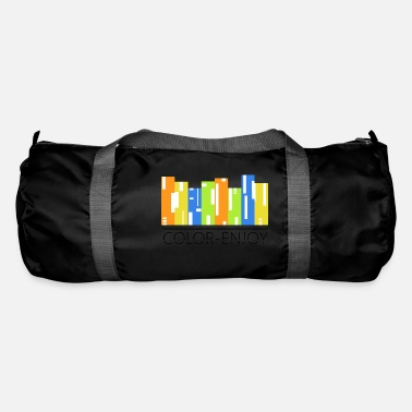 Colorful Color colored - Duffle Bag