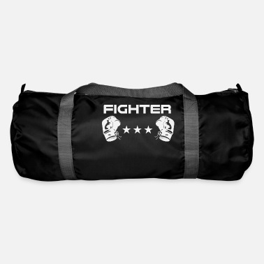 Fighter Fighter boxer fighter - Duffle Bag