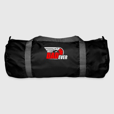best dad ever - daddy - father shirt gift - Duffel Bag