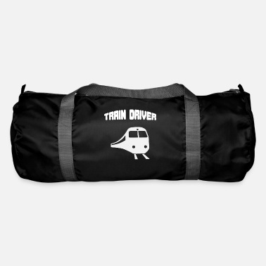 Train Driver Train driver platoon train - Duffel Bag