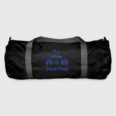 JONATHAN MY NAME IS - Sac de sport
