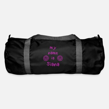 SIANA MY NAME IS - Borsa sportiva