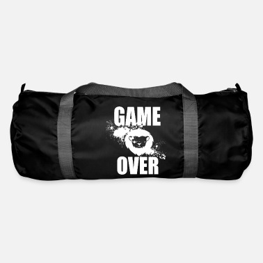 Game Over Gamer - Game Over - Sporttasche