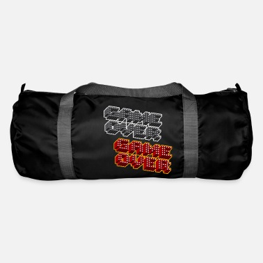 Game Over Game Over Game Over - Duffle Bag