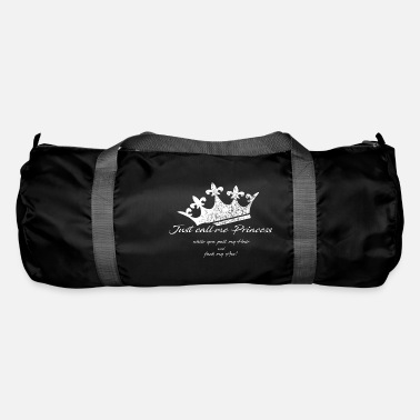 Crown - Just call me Princess - Duffle Bag