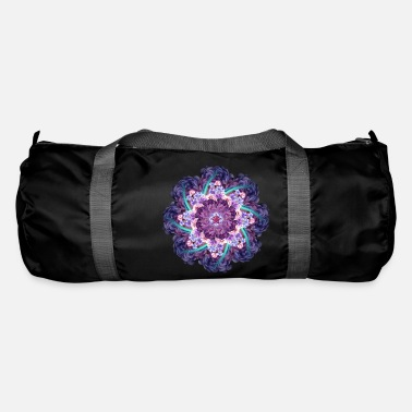 Marsala magic moment mandala - Duffle Bag