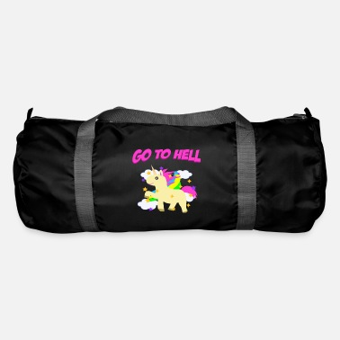 Hilarious Hilarious pony - Duffel Bag