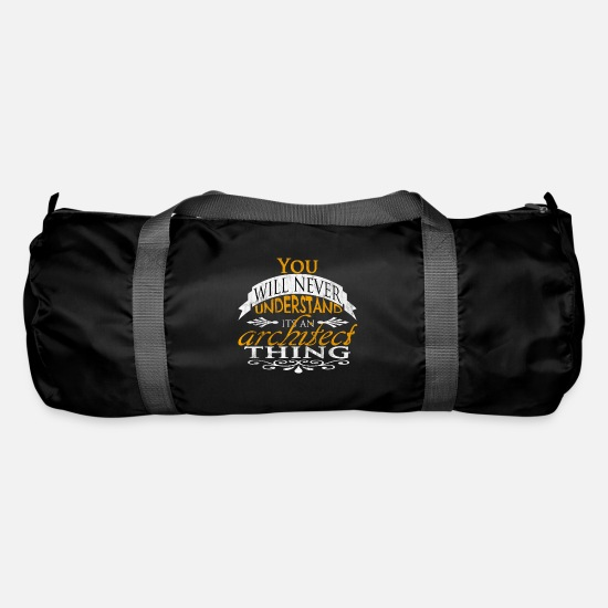 Architect Bags & Backpacks - architect - Duffle Bag black