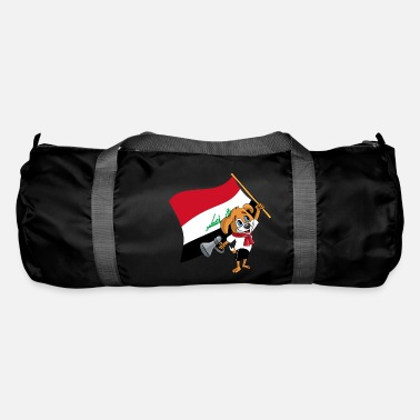 Fan Fan fan dell'Iraq - Borsa sportiva