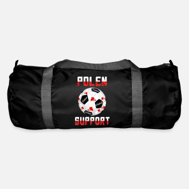 Football Poland Football Footballer Polska Football Footballer - Duffle Bag