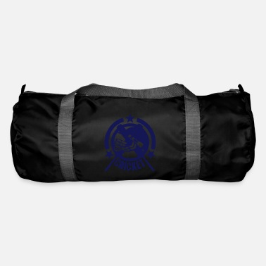 Batting Helmet Cricket logo helmet bat 1303155 - Duffle Bag