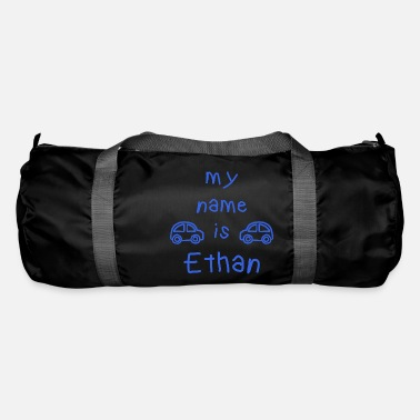 Name ETHAN MY NAME IS - Duffle Bag